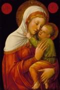 Мадонна с Младенцем - Беллини, Якопо