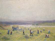 Заготовщики сена, 1911 - Левиль, Андре