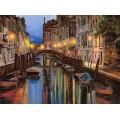 Рассвет в Венеции - Борелли, Гвидо (20 век)