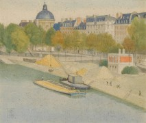 Набережная в Париже - Саутолл, Джозеф Эдвард