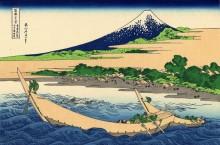 Залив Таго - Кацусика, Хокусай