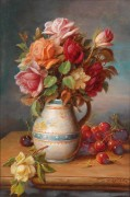 Розы и вишни - Зацка, Ханс