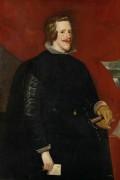 Король Испании Филипп IV - Веласкес, Диего