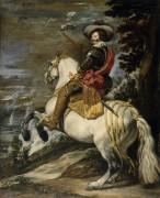Дон Гаспар де Гусман (1587-1645), граф-герцог Оливарес - Веласкес, Диего