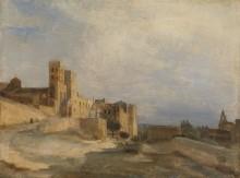 Папский дворец, Авиньон - Коро, Жан-Батист Камиль