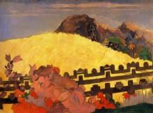 Священная гора, 1892 - Гоген, Поль