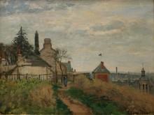 Дом суда, Понтуаз, 1872 - Писсарро, Камиль