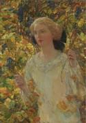 Виноградная лоза, 1911 - Хассам, Фредерик Чайлд