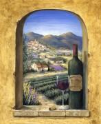 Вино и лаванда