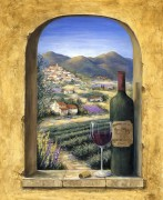 Вино и лаванда - Данлап, Мэрилин (20 век)