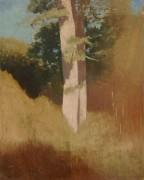 Дерево на фоне голубого неба - Редон, Одилон