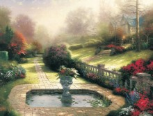 Осенний сад - Кинкейд, Томас