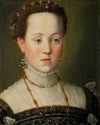 Эрцгерцогиня Анна Австрийская, дочь императора Максимилиана II - Арчимбольдо, Джузеппе
