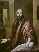 Апостол Павел - Греко, Эль