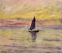 Вечернее плавание - Моне, Клод