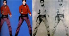 Элвис 1 и 2 (Elvis I et II),   1964 - Уорхол, Энди
