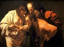Неверие святого Фомы - Караваджо, Микеланджело Меризи да