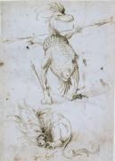 Два чудовища - Босх, Иероним (Ерун Антонисон ван Акен)
