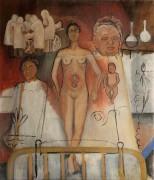 Фрида и кесарево сечение - Кало, Фрида