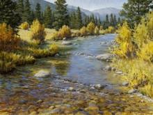 Осень на реке Биг-Томпсон - Смит, Салли