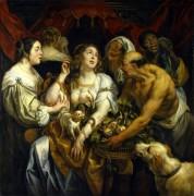 Смерть Клеопатры - Йорданс, Якоб