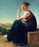 Портрет Энрике Даннекера - Шик, Кристиан Готлиб