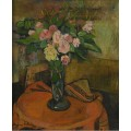 Букет цветов в вазе - Валадон, Сюзанна
