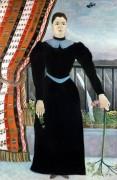 Портрет женщины - Руссо, Анри