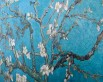 Цветущие ветки миндаля. Винсент Ван Гог.