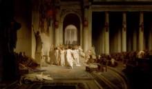 Смерть Цезаря - Жером, Жан-Леон