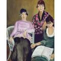 Три сестры - Матисс, Анри
