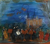 Голубой оркестр - Дюфи, Рауль
