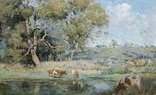 Имение Бойда в долине Ярра, 1910 - Бойд, Теодор Пенли