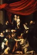 Мадонна с чётками - Караваджо, Микеланджело Меризи да