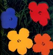 Цветы (Fleurs), 1964 - Уорхол, Энди