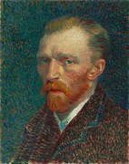 Автопортрет (Self Portrait), 1887 - Гог, Винсент ван