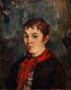 Дочь босса, 1886 - Гоген, Поль