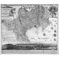 Карта Марселя