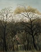 Свидание в лесу - Руссо, Анри