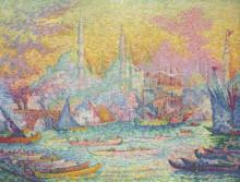 Золотой Рог, Константинополь - Синьяк, Поль
