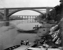 Мост Вашингтона в Нью-Йорке - Джексон, Уильям Генри