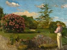 Маленький сад - Базиль, Фредерик Жан