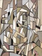 Абстрактная композиция - Лемпицка, Тамара