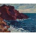 Фиолетовые скалы - Вальта, Луи