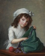 Мадмуазель Бронгиа - Виже-Лебрён, Мари Элизабет Луиза