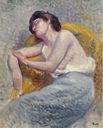 Спящая женщина, 1905 - Люс, Максимильен