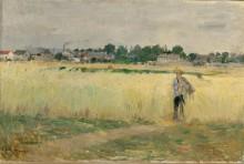 Пшеничное поле - Моризо, Берта