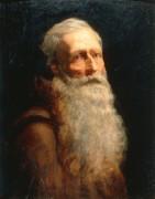 Голова старика - Альма-Тадема, Лоуренс