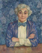Мария ван Рессельберге, 1918 - Рейссельберге, Тео ван