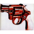 Пистолет (Pistolet), 1981 - Уорхол, Энди